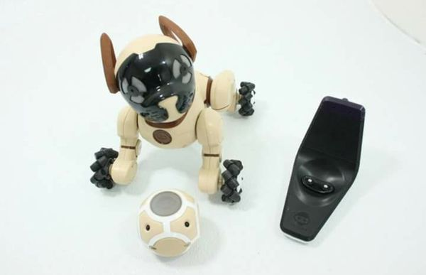 Wow Wee Chocolate Chip Robot Dog for Sale in Columbus, OH - OfferUp