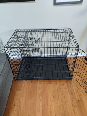 Photo 36 22 24 dog crate used once