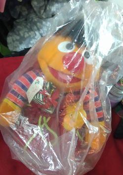 Elmo in Xmas bag Thumbnail