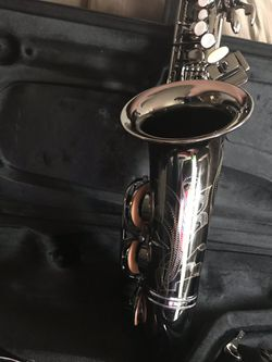 Saxophone Alto Thumbnail