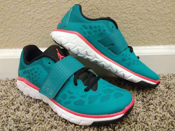 f6a92df4c040 Boys Youth Size 5.5 Nike Air Jordan Flight Flex Shoes New Without Box.  Modesto ...