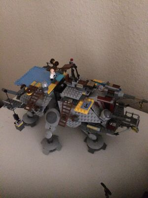Lego ATTE Walker Discontinued set # 7675 for Sale in Apex, NC