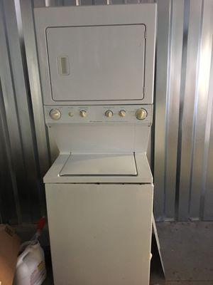 Photo Frigidaire Stackable Washer & Dryer w/60 Day Warranty