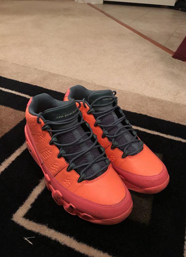 sports shoes 29a43 e974b Air Jordan 9 Low Infrared