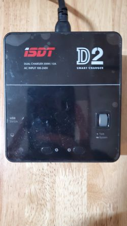 ISDT Dual Charger Thumbnail