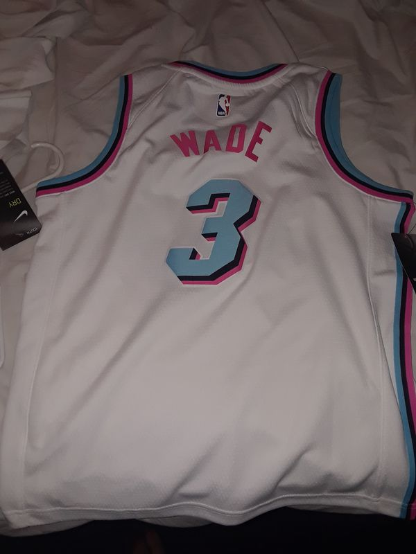 the latest 924a8 e179c clearance miami heat vice jersey de337 861da