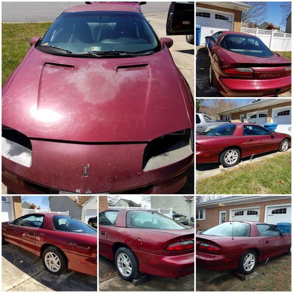 Chevy Camaro 1995 3.8 V6 For Sale In Virginia Beach, VA