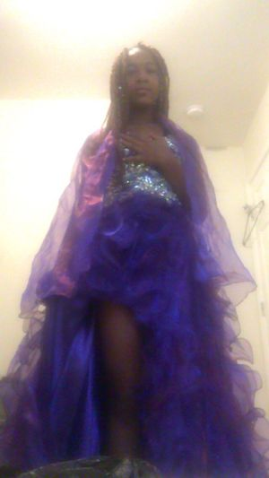 Clothes and shoes (Prom Dress) for Sale in Fort Washington, MD