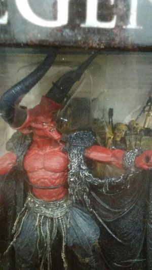 Special edition action figure Legend Lord of Darkness for Sale in Pompano Beach, FL