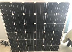Renogy solar panel for Sale in Atlanta, GA