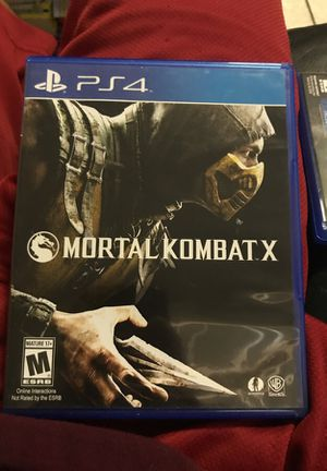 Mortal Kombat X for Sale in Miami, FL