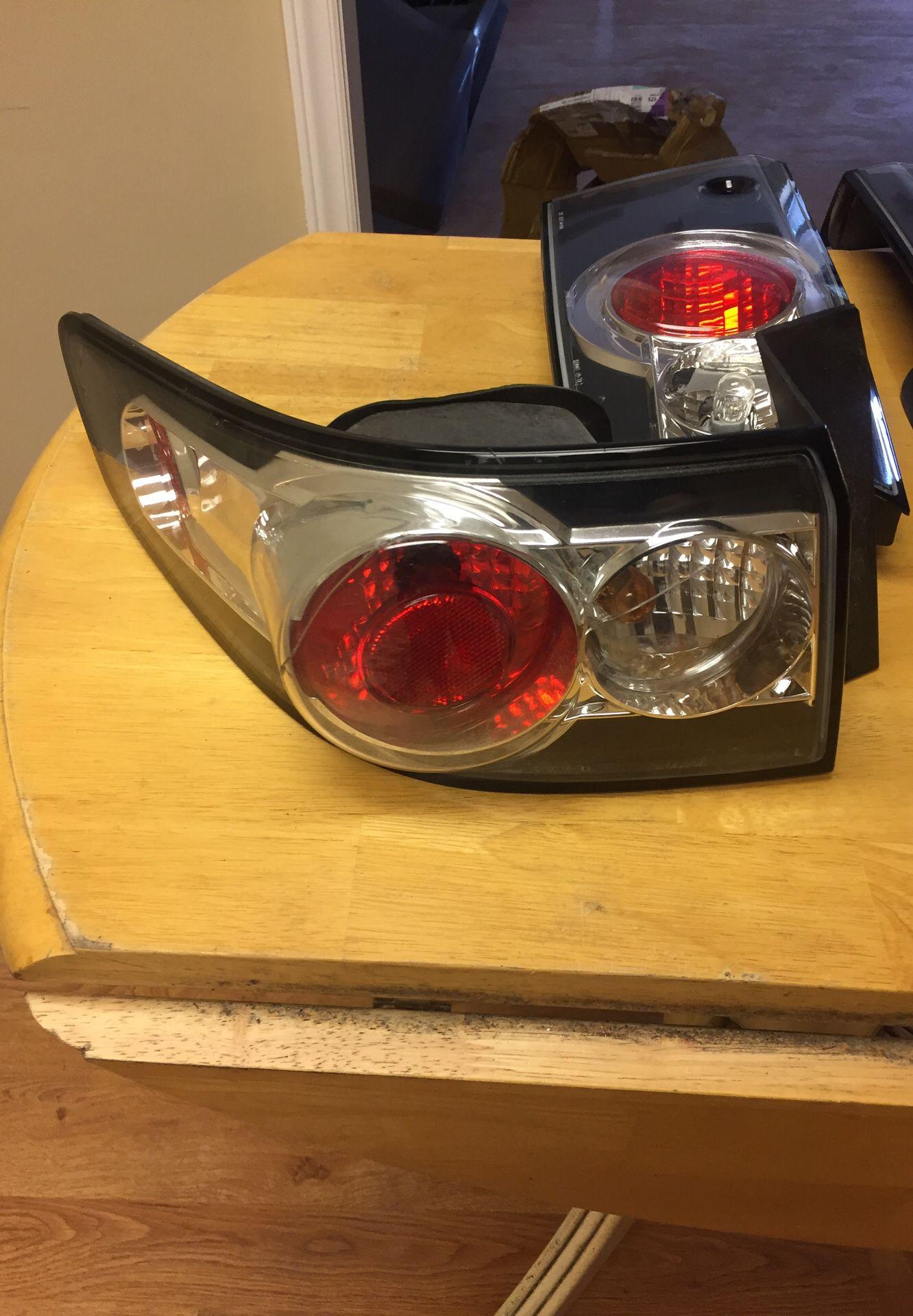 2004 Honda Accord Taillights asking $50