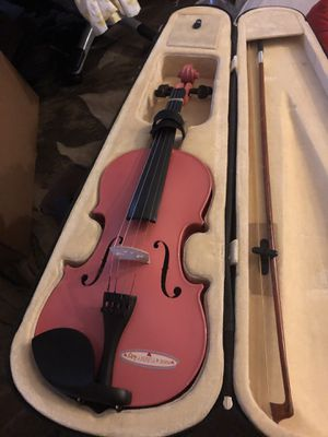 Beautiful Pink Violin for Sale in Clarksburg, MD