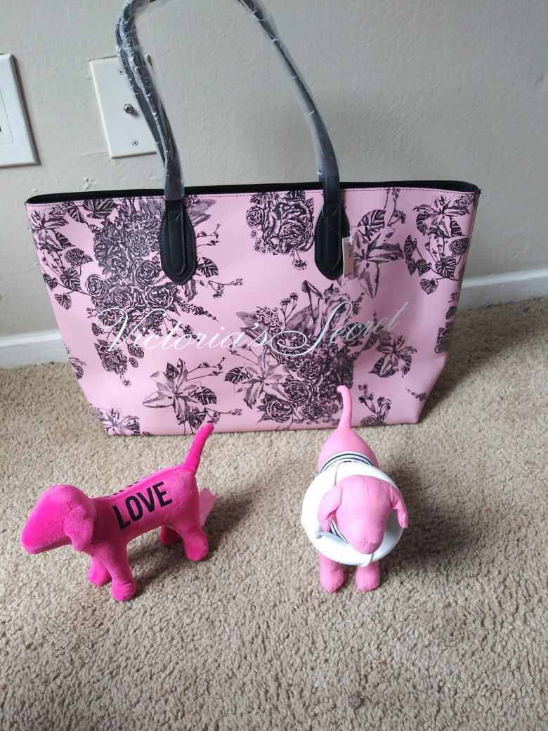 New Bag Vs Pink