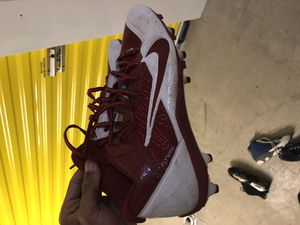 Nike football cleats for Sale in Dallas, TX