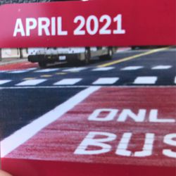 Busspass. unlimited for the month of April Thumbnail