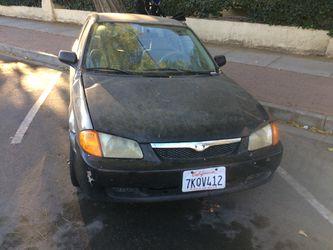 1999 Mazda Protege Thumbnail