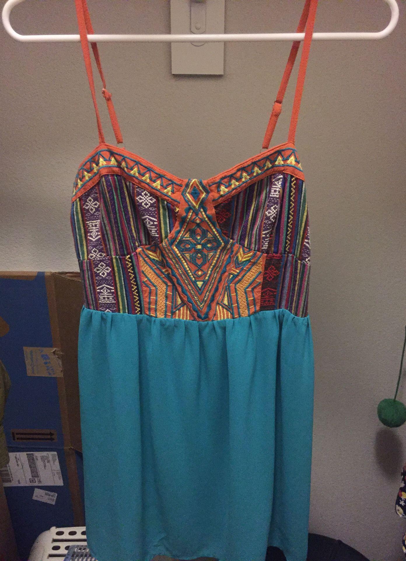 Fiesta Party Dress