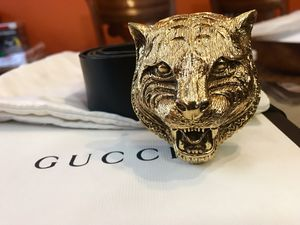 Gucci tiger belt for Sale in Baltimore, MD