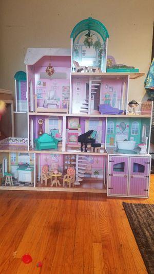 Kidkraft Shimmer Mansion Dollhouse For Sale In South San Francisco