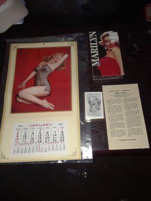 The original1955 mint Marilyn for Sale in Las Vegas, NV