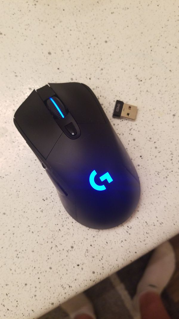 Logitech G403 wireless mouse for Sale in Tempe, AZ - OfferUp