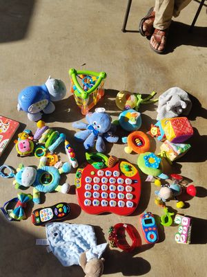 Baby toys for Sale in Temecula, CA