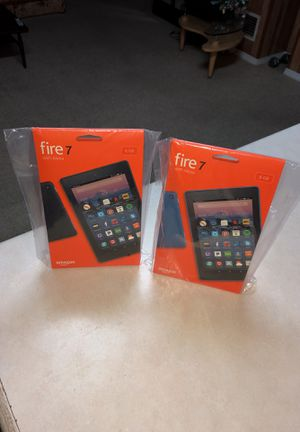Tablet fire 7 8GB fixed price thanks for Sale in Silver Spring, MD