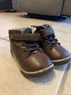 Toddler Boy Boots size 8c Thumbnail