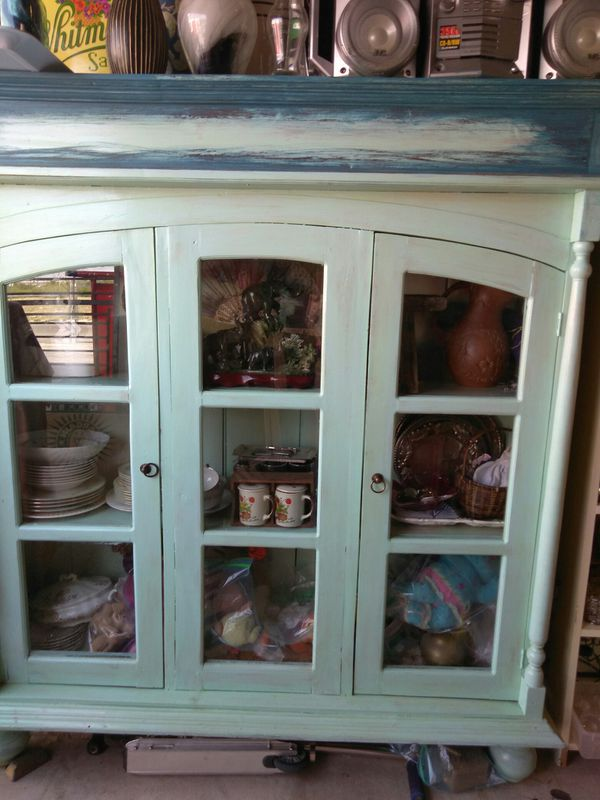 - Antique Curio Cabinet For Sale In Arlington, TX - OfferUp
