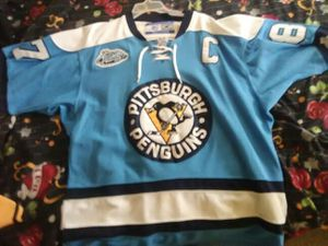 Authentic Winter Classic Crosby Jersey size 48 for Sale in Pittsburgh c1db6601b