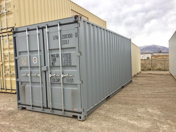Shippingstorage container Business Equipment in Austin TX OfferUp