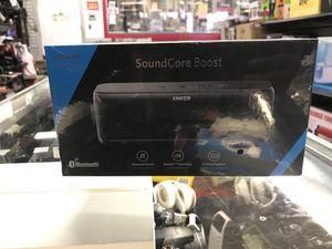 Anker SoundCore Boost Speaker!! Brand New In Box!! for Sale in Baltimore, MD