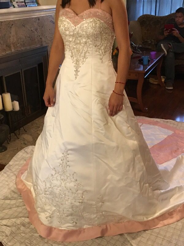New And Used Wedding Dresses For Sale In Lodi Ca Offerup