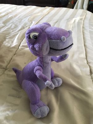 Photo Land before time plush