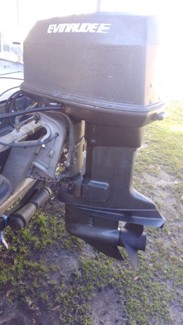 1981 Evinrude 90hp For Sale In Plant City FL