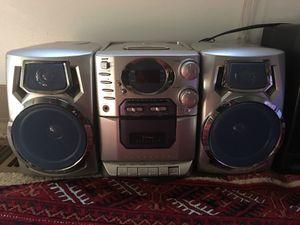 Cd tape radio player for Sale in Lorton, VA