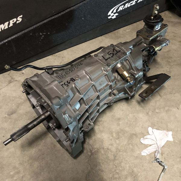 T56 Transmission For Sale >> T56 Transmission Ls1 For Sale In Pleasanton Ca Offerup
