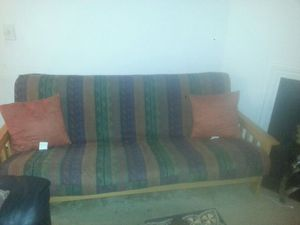 Full Size Bed Futon With The Mattress For In Durham Nc