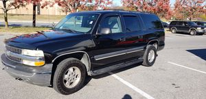 2002 Chevrolet Suburban with 270k miles $2200 for Sale in Washington, DC