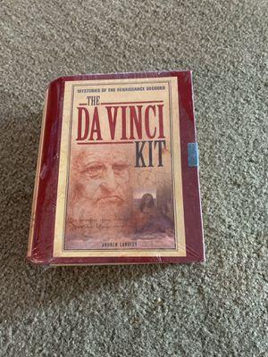 The da Vinci kit puzzle game for Sale in Plant City, FL