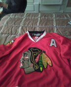 New ALL sewn numbers and letters Bobby hull jersey size 50 for Sale in OH, US