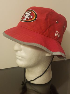 30c2608fc1607 San Francisco 49ers Bucket Hat for Sale in Ontario