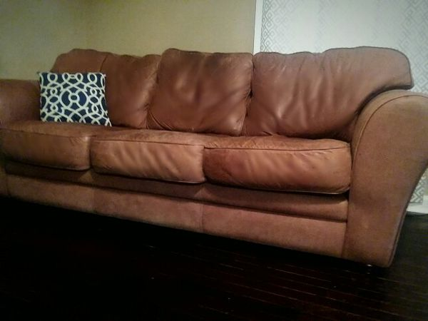 Robinson And Leather Sofa Couch