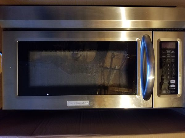 Kitchenaid Over The Range Microwave For Sale In Simpsonville Sc