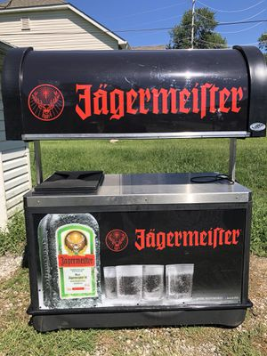 Jagermeister Bar for Sale in St. Louis, MO