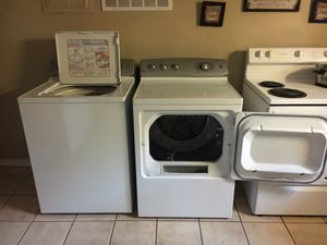 Ge Profile Washer And Dryer For In Cary Nc