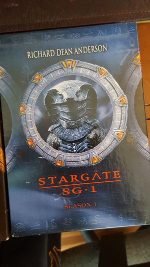 Stargate SG 1 Seasons 1 and 2 for Sale in Falls Church, VA