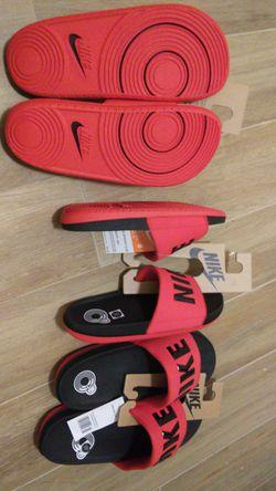 NIKE slide sandales size 11 Thumbnail