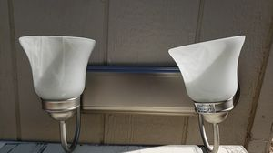 Two light wall fixtures for Sale in Phoenix, AZ